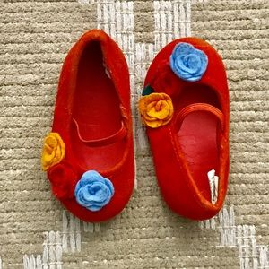 Toddler Mary Jane's